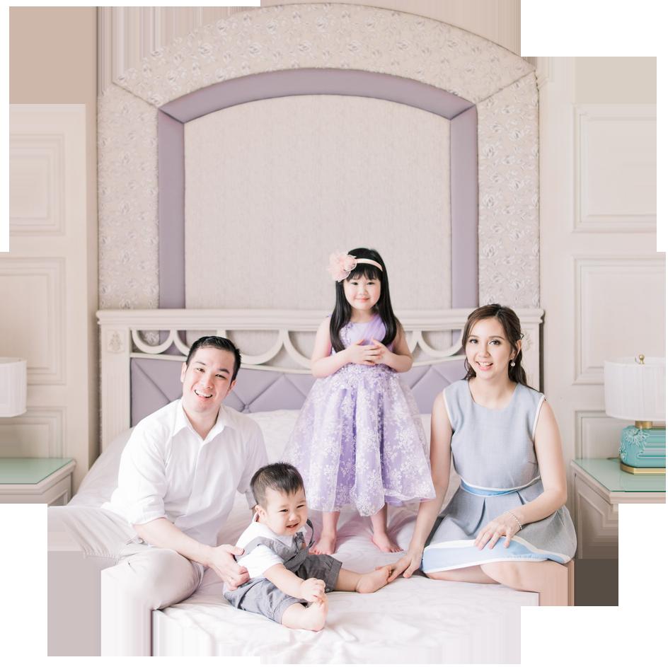 Jakarta Family Photography