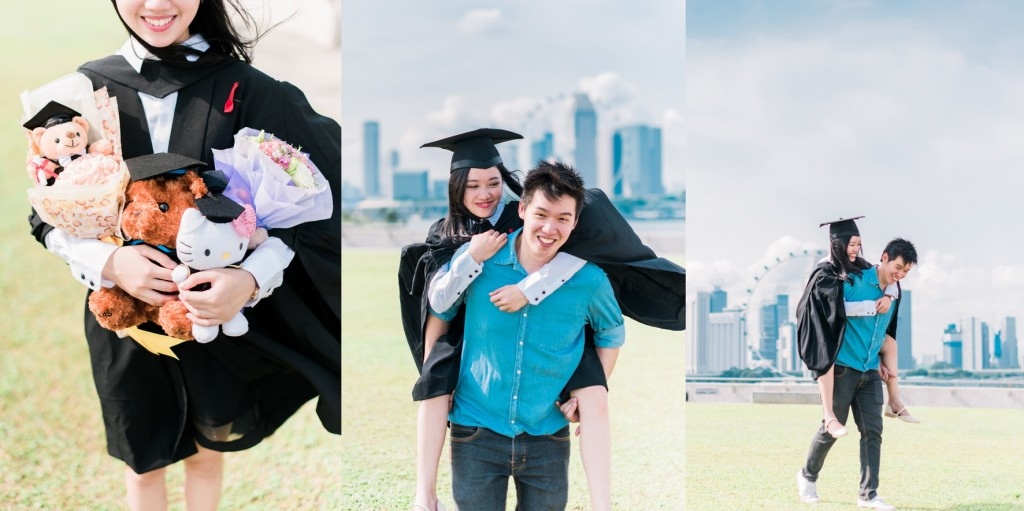 Graduation Photography - Natalia by LOVELENS