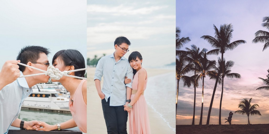 Singapore Prewedding Photography - David & Angita by LOVELENS
