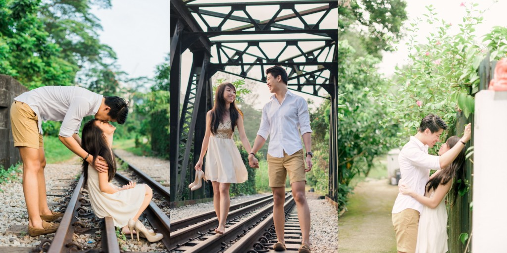 Singapore Prewedding Photography - Kenny & Huilin by LOVELENS