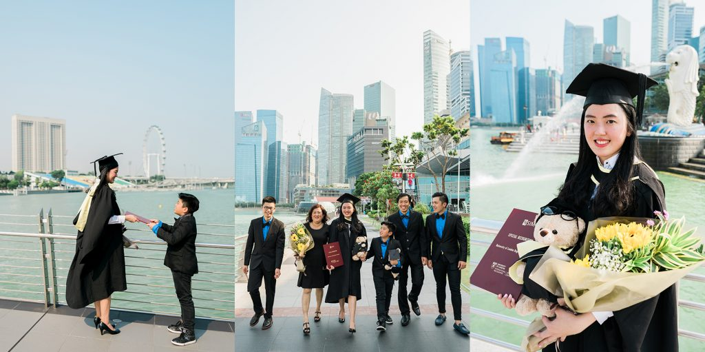 Singapore Graduation Photography - Fenny