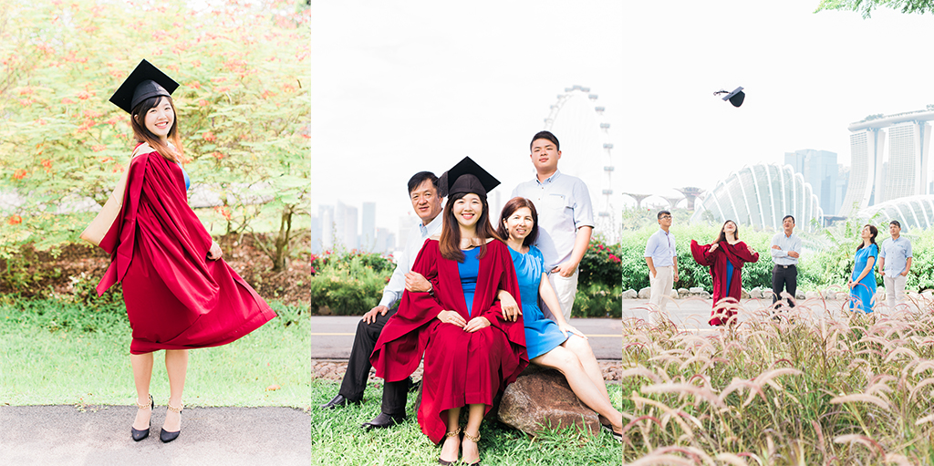 LoveLens Photography Singapore - Joan Ting Graduation