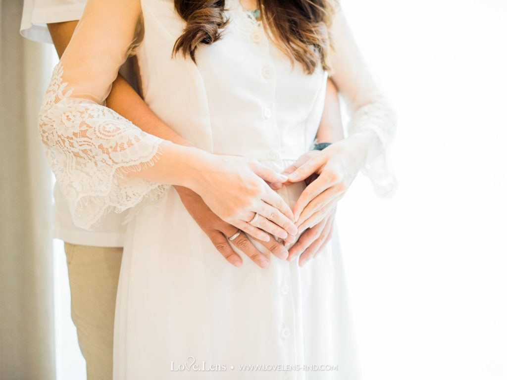 Andre and Silvia - Maternity by LOVELENS Fine Art Photography