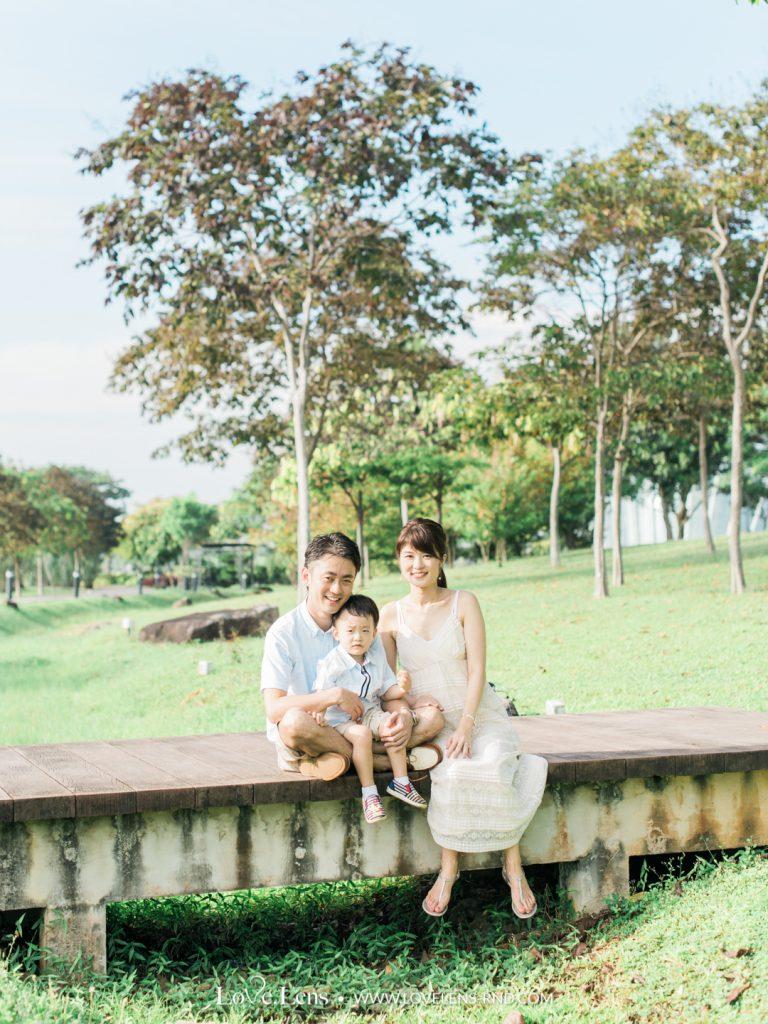 Singapore Family Photographer - LOVELENS - Shota & Ami Murase