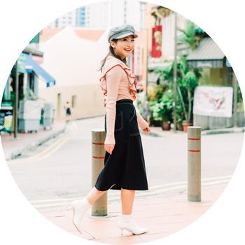 Jessica Loelianto Lookbook by LOVELENS