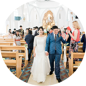 Singapore Actual Day Wedding Photography LOVELENS